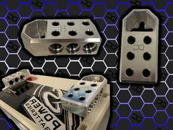 DC Audio 1/0 or 4 awg 6 input Battery Terminals