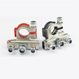 Copper Car Vehicle Battery Terminal Cable Clamp Marine Heavy