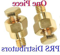 Gold Plated Short Side Post Mount GM GMC Battery Terminal Ad