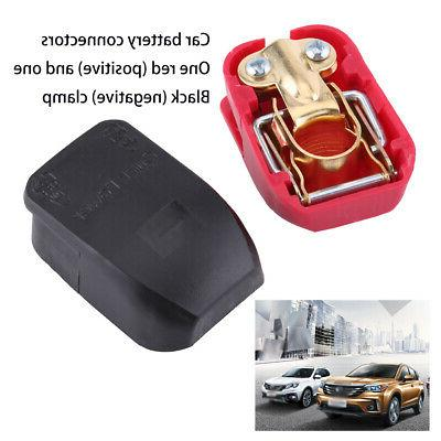 1 pair 12v quick release battery terminals