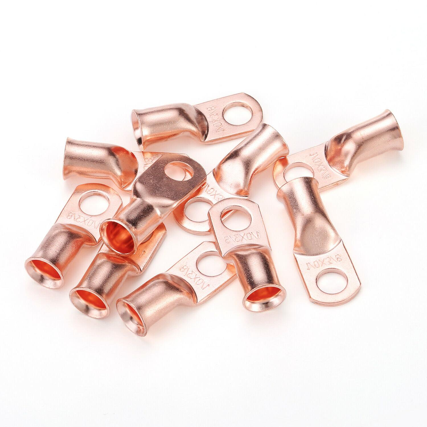 """10 1/0-3/8"""" Cable Ring Connector"""