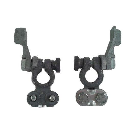 2 battery terminal connector clamp tool less