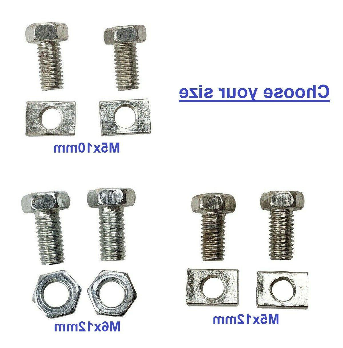 battery nuts and bolts terminal hardware set