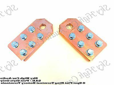 pair of copper sae post any ga