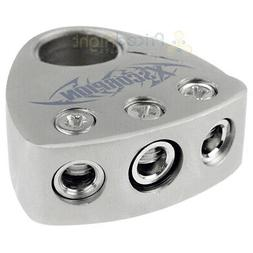Platinum Plated Battery Terminal Multi Output Car Stereo 2 4